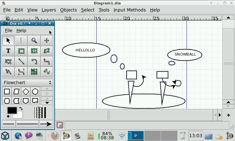 Dia diagram editor package details repoopenpandora preview pics ccuart Images