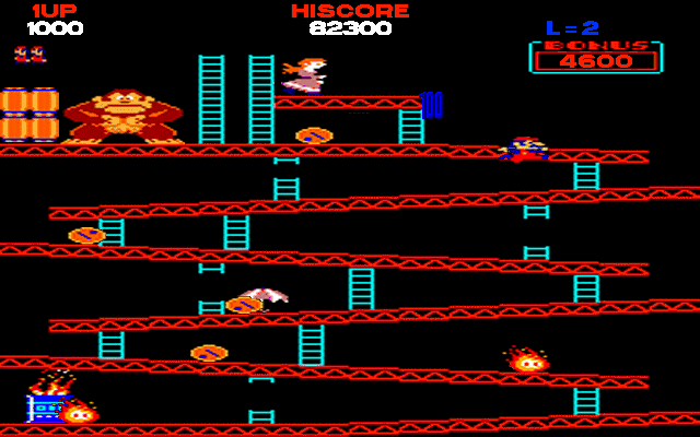 Donkey kong pc package details - Div games studio ...