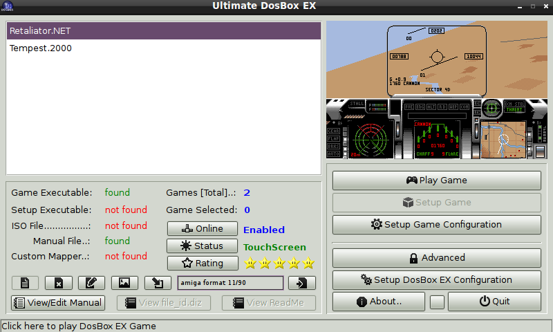 DosBox EX + Games Downloader - Package Details - repo