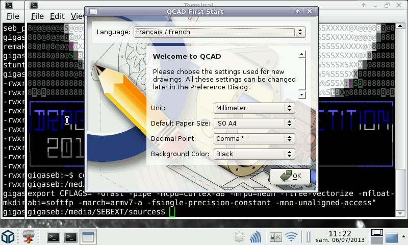 QCAD - Package Details - repo openpandora org Repository of